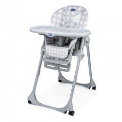 TRONA CHICCO POLLY EASY GRIS